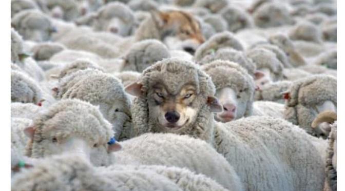 De los malos pastores