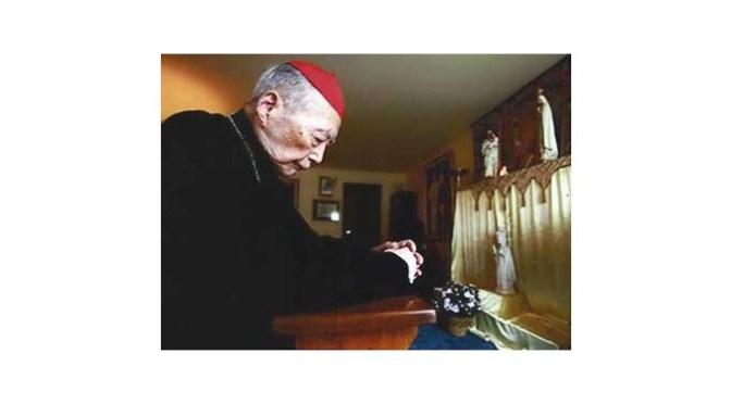 Carta nº 2 sobre el encuentro con el cardenal Ignatius Kung Pin-Mei