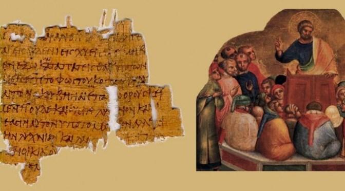 La exégesis y el vaciamiento de la Escritura