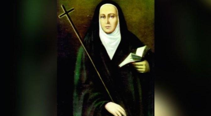María Antonia de la Paz y Figueroa
