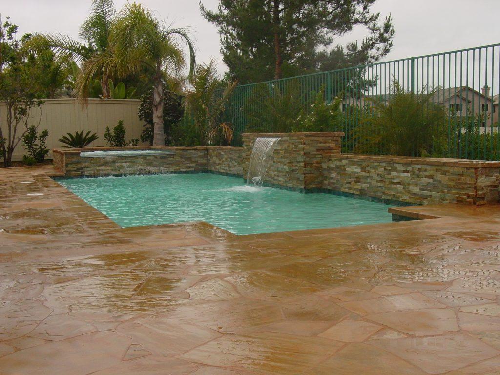 Lakeside Amp San Diego CA Custom Inground Pools Padre Pools