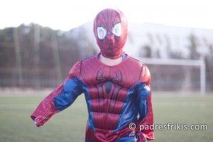 Disfraz infantil Spiderman