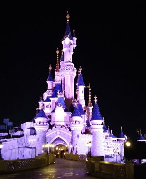 Castillo Eurodisney