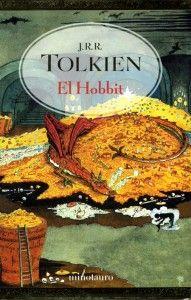 Otra portada de El Hobbit