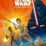 Star Wars - El despertar de la Fuerza - Cuento para niños