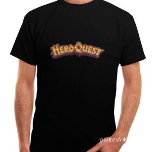 camiseta Heroquest