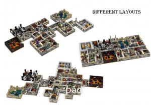 LEGO Quest Builder mazmorras