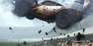 Cars 3 Accidente