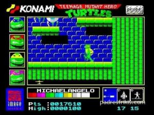 tortugas ninja spectrum
