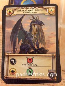Hero Realms dragón