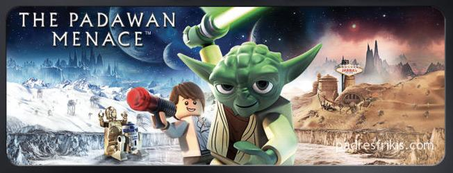 LEGO Star Wars - La amenaza padawan