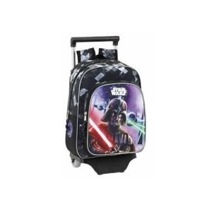 Mochila infantil Star Wars con carro