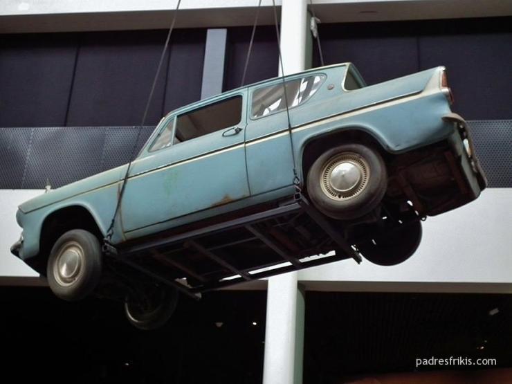 Harry Potter Flying Car