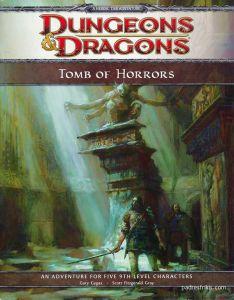 Dragones & Mazmorras - Tumba de los horrores