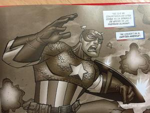 Origen Capitán América