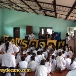 Peña de Paysandú entrega útiles escolares