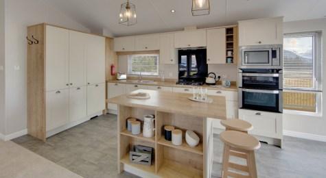 Pinehurst Lodge Kitchen