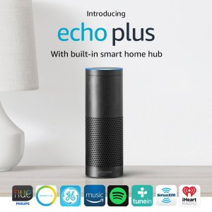 An image of the new Echo Plus