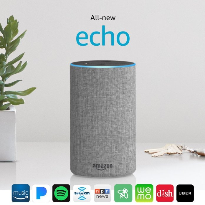 An image of the new Echo