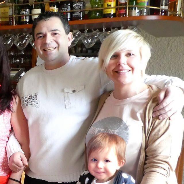 Spanisches Catering mit Familie Figueira