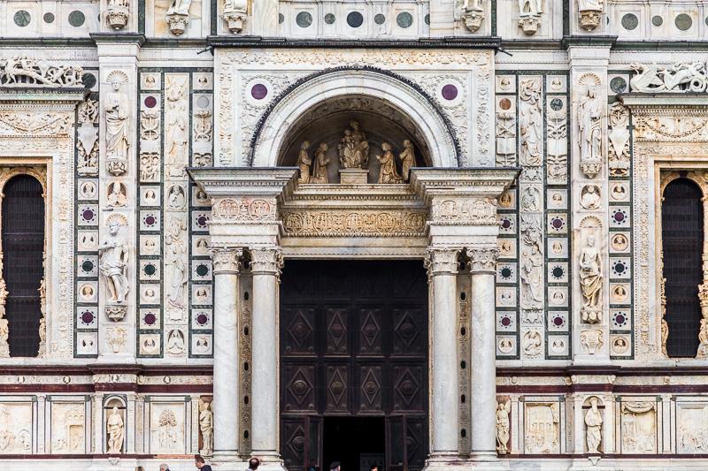 Certosa di Pavia PV  Paesaggio Italiano