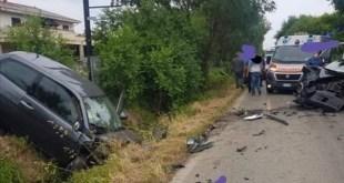 Sessa Aurunca – incidente sulla provinciale per San Castrese, Mattia e Bruno non hanno riportato gravi ferite