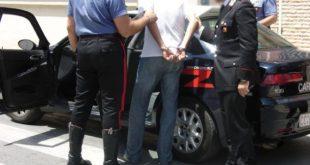 Marcianise / Cellole / Sessa Aurunca – Spaccio, in vacanza con la droga: arrestato e condannato