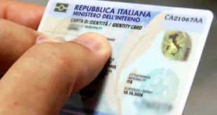 EMERGENZA CORONAVIRUS – Con la carta d'identità elettronica da oggi si può accede ai servizi Pubblica amministrazione