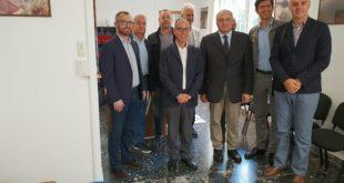 PIEDIMONTE MATESE – Buone prassi, delegazione serba in visita al Consorzio