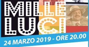 """Alife – Teatro d'Amatore presenta lo spettacolo di varietà """"Mille luci"""""""