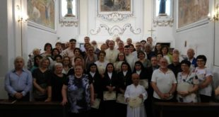 TEANO – Santa Reparata; concluso l'anno scolastico: Scuola diocesana di Teologia San Paride