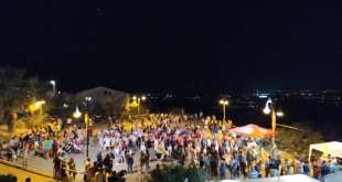 Sessa Aurunca – Boom di presenze a Fontanaradina per la prima sagra delle pizze fritte