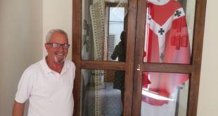 GALLUCCIO – Il Museo Naturalistico ha acquisito due abiti storici di Ruggero II D'Altavilla e di Papa Innocenzo II