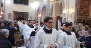 TEANO / ROCCAMONFINA – Il vescovo Cirulli festeggia il suo anniversario sacerdotale: 37 anni alla guida del gregge