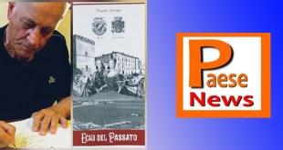 """Mondragone – """"Echi del Passato""""- intervista all'autore, professore Pasquale Schiappa, alla scoperta di storie e tradizioni della città Mondragonese."""
