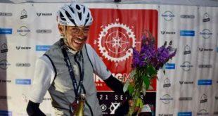 """Pietravairano / Annecy – Ultraciclismo, a vincere la gara Bikingman """"X"""" è il pietravairanese Auriemma"""
