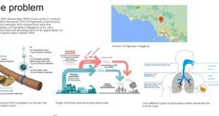 Pignataro Maggiore – Salute pubblica e ambiente, una rete di sensori per controllare Pm10. Il contributo della Patrimonio alla ricerca