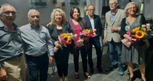 SPARANISE / TEANO – Sette professori in pensione, Foscolo in festa