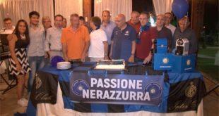 VAIRANO PATENORA – Interclub Passione Nerazzurra Salvatore Fresi, una cena per presentare i nuovi iscritti (il video)