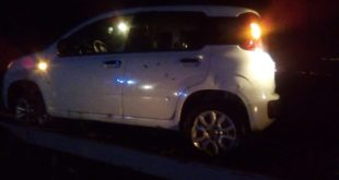 Piedimonte Matese / Alife – Ennesimo incidente alla rotonda, coinvolta nota professionista