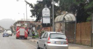 Vairano Patenora – Ex albergo Taverna della Catena, pompieri tecnici e carabinieri non possono entrare: salta il sopralluogo