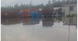 Mondragone – La città è sott'acqua, il sindaco chiede lo stato d'emergenza per calamità naturale