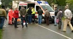 Alife – Incidente nei pressi del cimitero, quattro persone finiscono al pronto soccorso