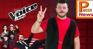 antonio marino the voice of italy