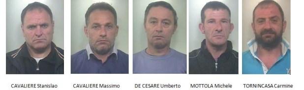 arresti-casal-di-principe-rapine