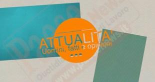 DIRETTE VIDEO – Attualità'  – Uomini, Fatti e Opinioni 1a puntata