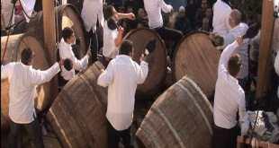 Galluccio – Ultimo Week della sagra della castagna e del fungo porcino, attesa per l'esibizione dei Bottari
