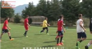 Roccamonfina – Campionato Amatoriale Over35, il Mastrati passeggia a Roccamonfina