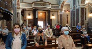 MARZANO APPIO – La Madonna che fermò la peste, celebra il vescovo Cirulli