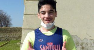 Sparanise / Aversa / San Tammaro – Atletica Leggera: il cadetto Capanna classificato ai Campionati Italiani